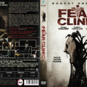 Fear Clinic (2015) R2 German Cover & label