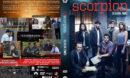 Scorpion Staffel 2 (2016) R2 German Custom Cover & labels