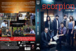 Scorpion Staffel 2 (2016) R2 German Custom Cover & labels