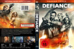 Defiance Staffel 3 (2015) R2 German Custom Cover & Labels