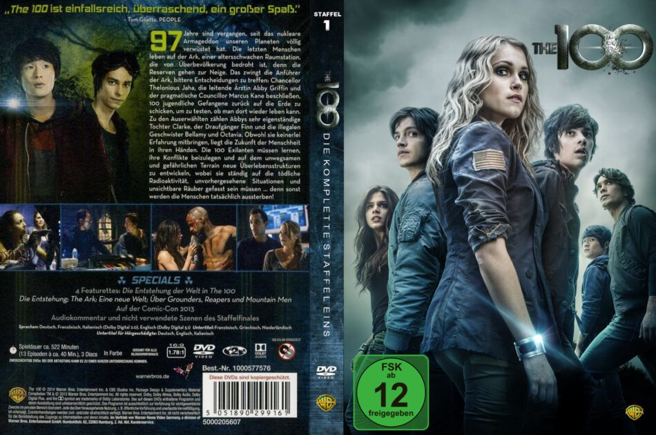 The 100 Staffel 3 Folge 1 Deutsch