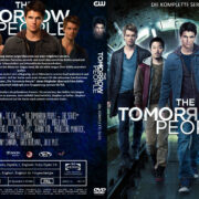 The Tomorrow People Staffel 1 (2013) R2 German Custom Cover & labels