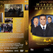 Murdoch Mysteries – Season 9 (2016) R1 Custom Cover & Labels