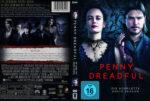 Penny Dreadful Staffel 1 (2014) R2 German Custom Cover & Labels