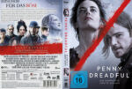 Penny Dreadful Staffel 2 (2015) R2 German Custom Cover & labels