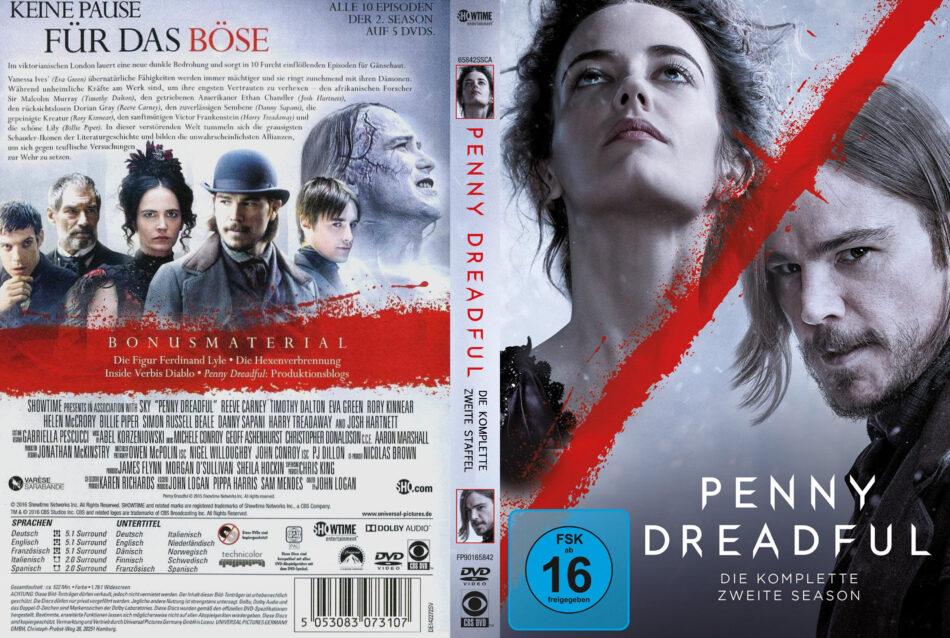 Penny Dreadful Staffel 2