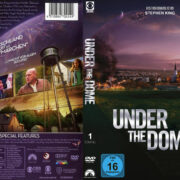 Under the Dome Staffel 1 (2013) R2 German Custom Cover & Labels