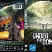 Under the Dome Staffel 2 (2014) R2 German Custom Cover & labels