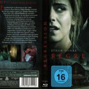 Regression (2016) R2 German Blu-Ray Cover