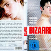 Bizarre (2015) R2 German Cover