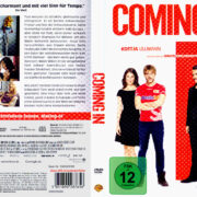 Coming in (2014) R2 German Cover