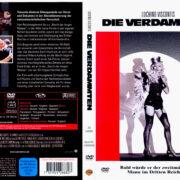 Die Verdammten (1969) R2 German Cover