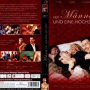 Vier Männer und eine Hochzeit (2011) R2 German Covers