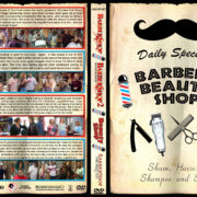 Barbershop / Barbershop 2 / Beauty Shop / Barbershop: The Next Cut (2002-2016) R1 Custom Cover