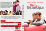 Dirty Grandpa (2016) R2 Custom Swedish DVD Cover