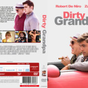 Dirty Grandpa (2016) R2 Custom Swedish DVD Cover