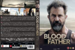 Blood Father (2016) R2 DVD Nordic Cover