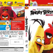 The Angry Birds Movie (2016) R2 Blu-Ray Swedish Cover