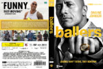 Ballers – Season 1 (2015) R2 DVD Swedish Cover