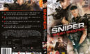 Sniper - Ghost Shooter (2016) R2 DVD Nordic Cover