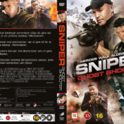 Sniper – Ghost Shooter (2016) R2 DVD Nordic Cover