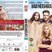 Bad Neighbours 2 (2016) R2 DVD Nordic Cover