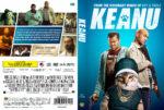 Keanu (2016) R2 DVD Custom Swedish Cover