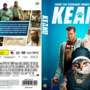 Keanu (2016) R2 DVD Custom Swedish Cover