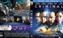 Criminal (2016) R1 Blu-Ray Custom Cover