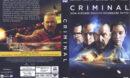 Criminal (2016) R2 Italian DVD Cover