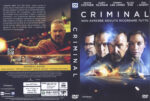 Criminal (2016) R2 Italian DVD Cover