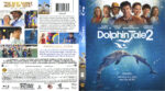 Dolphin Tale 2 (2014) R1 Blu-Ray Cover & Labels