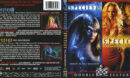 Species III / Species The Awakening (2016) R1 Blu-Ray Cover & labels