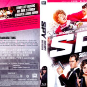 Spy: Susan Cooper Undercover (2015) R2 German Blu-Ray Cover