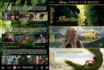 The Jungle Book / The BFG / Pete's Dragon Triple Feature (2016) R1 Custom Cover
