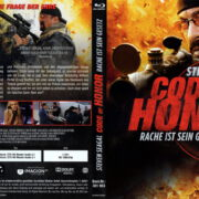 Code Of Honor (2016) R2 German Blu-Ray Cover & Label