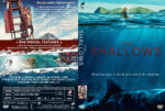 The Shallows (2016) R1 Custom Cover