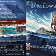 The Shallows (2016) R1 Custom DVD Cover