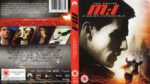 Mission Impossible (1996) R2 Blu-Ray Cover & Label