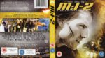 Mission Impossible II (2000) R2 Blu-Ray Cover & Label