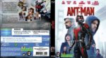 Ant-Man (2015) R2 Blu-Ray Dutch Cover