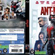 Ant-Man (2015) R2 Blu-Ray Dutch Cover