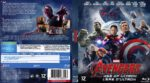 Avengers Age of Ultron (2015) R2 Blu-Ray Dutch Cover