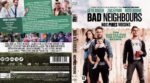 Bad Neighbours (2014) R2 Dutch Blu-Ray Cover & Label