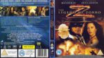 The Legend of Zorro (2005) R2 Blu-Ray Cover & Label