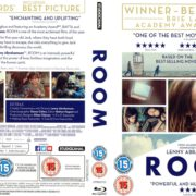 Room (2016) R2 Blu-Ray Cover
