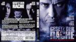 Gesetz der Rache (2009) R2 German Blu-Ray Cover