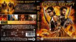 Gods of Egypt (2016) R2 Blu-Ray Dutch Cover