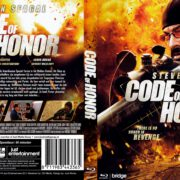 Code of Honor (2016) R2 Blu-Ray Dutch Cover