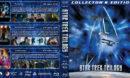 Star Trek Trilogy (2009-2016) R1 Custom Blu-Ray Covers